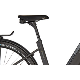 """Kalkhoff Endeavour Excite B11 Wave - Vélo de trekking électrique - 28"""" 500Wh noir"""